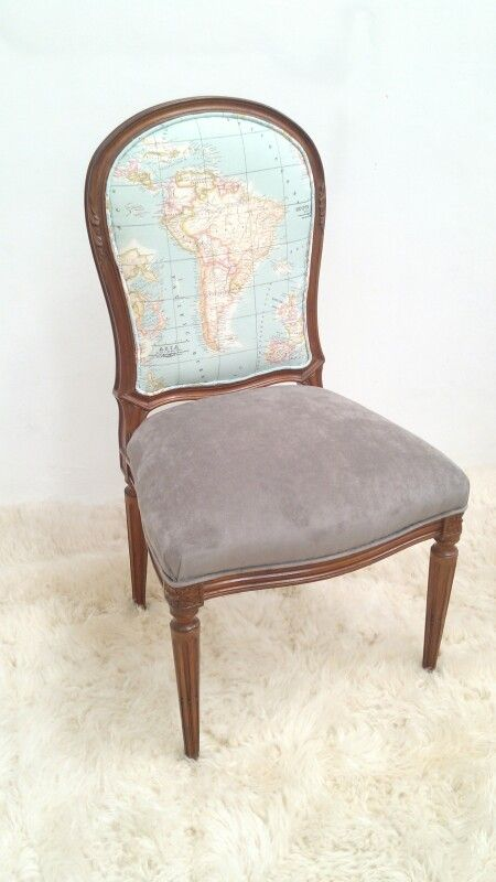 9 best sillas retro images on pinterest retro chairs - Sillas luis xvi ...