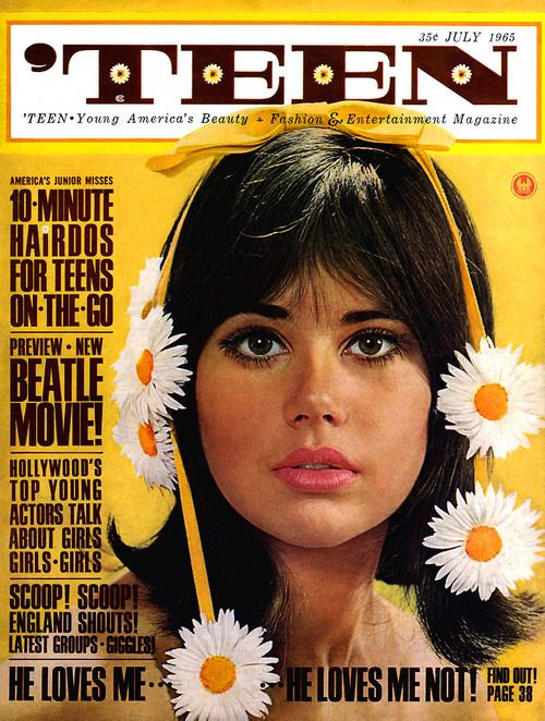 Teen magazine  Colleen Corby, 1965