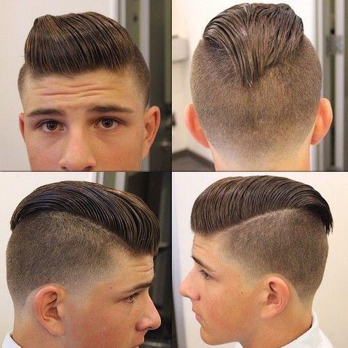 Mens Medium Short Hairstyles - http://hairstyle.girls-s.net/mens-medium-short-hairstyles/