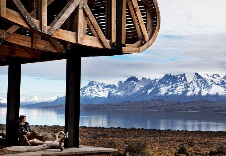 Galería de Hotel Tierra Patagonia / Cazú Zegers - 5