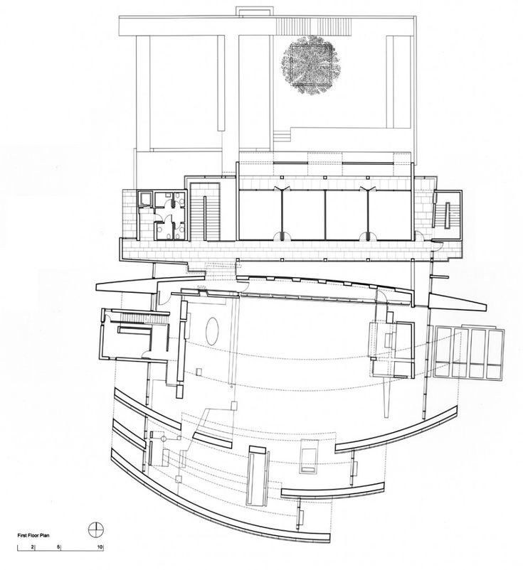 jubilee church  u2013 richard meier  u0026 partners architects