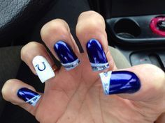 colts nails more colts nail art