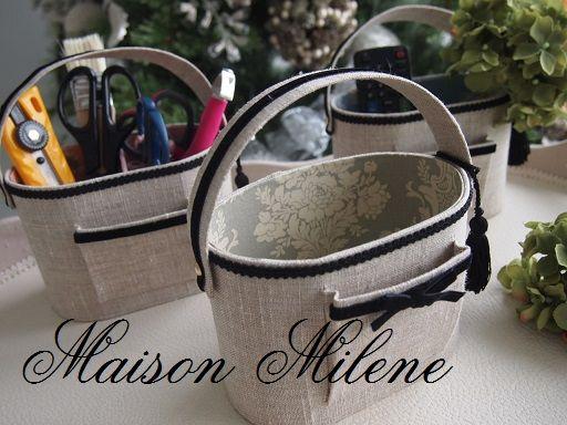2014年1月 サマセット1dayクラスのお知らせ~ オーバルのツールバッグ : Maison Milene~Singapore