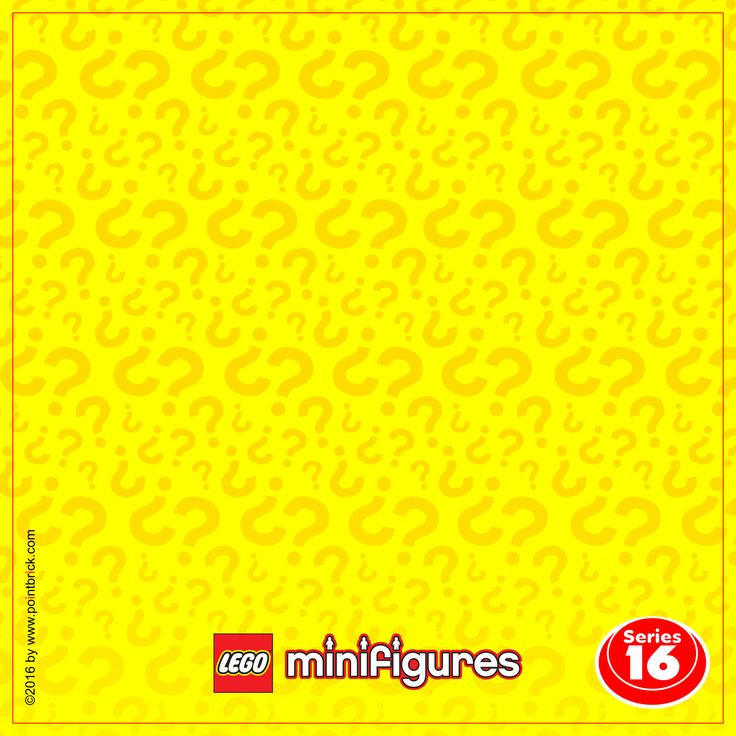 LEGO Minifigures 71013 Serie 16 - Display Frame Background 230mm Plain - Clicca…