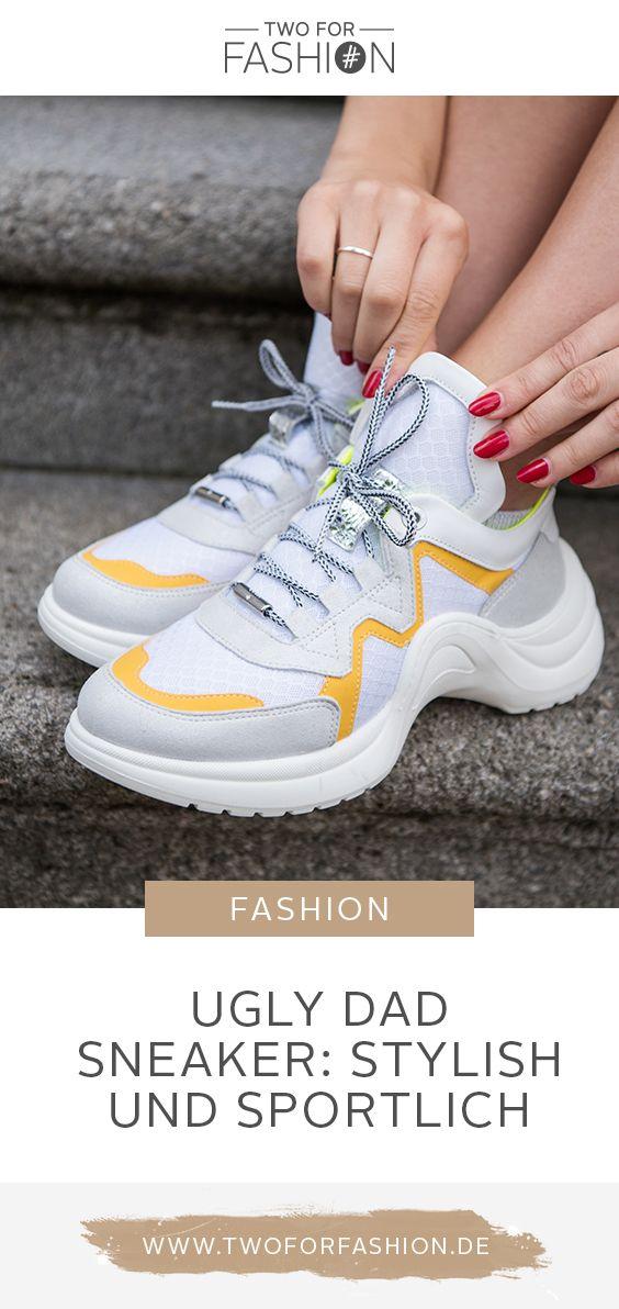 Auch Ugly Wollen SneakerDeshalb Dad Jetzt Den Wir Trend QWoeBCErdx