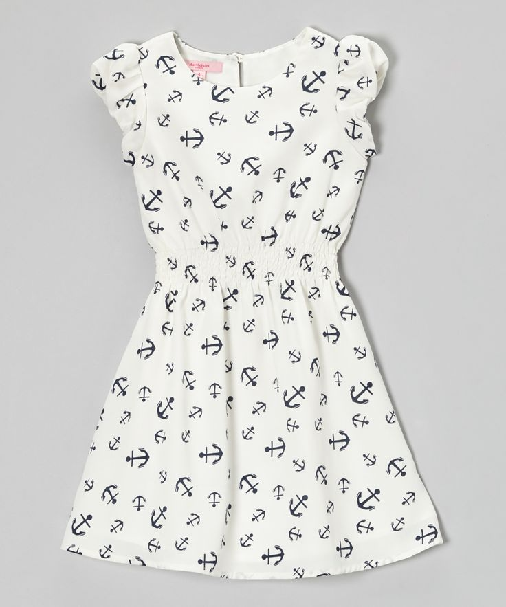 Anchors ♡ omg im in love I want this in my size