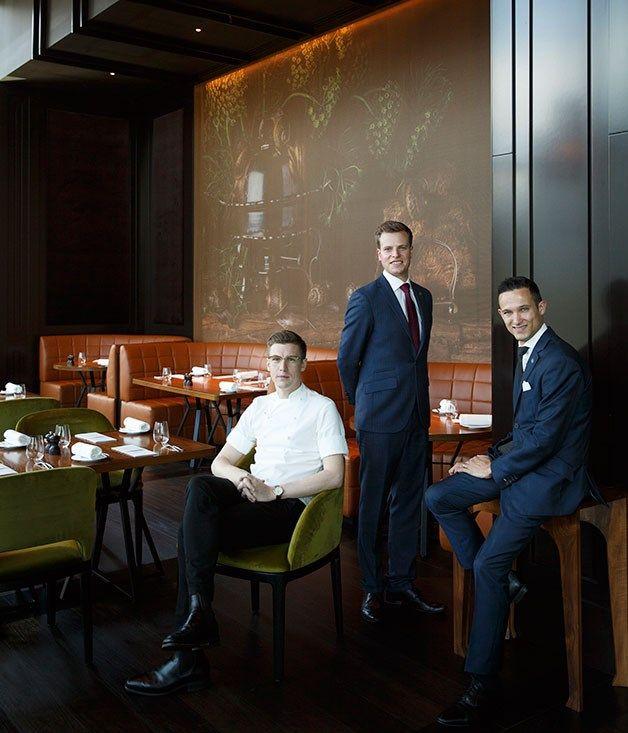 Dinner by Heston Blumenthal, Melbourne review :: Gourmet Traveller Magazine Mobile