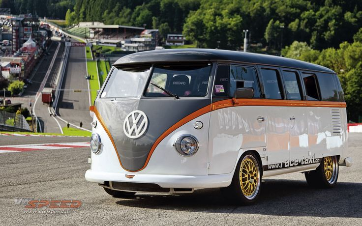 Volkswagen T1 Race Taxi Vehicle Pinterest Volkswagen