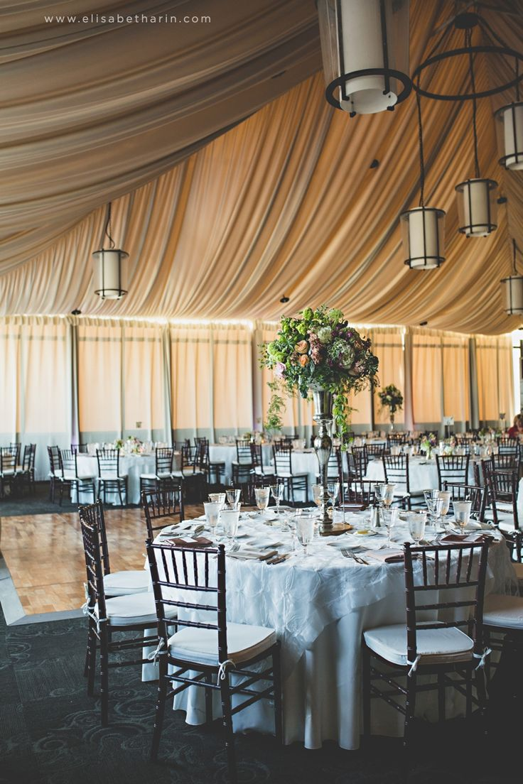 Citizen Hotel Wedding Sacramento Beautfil reception room with