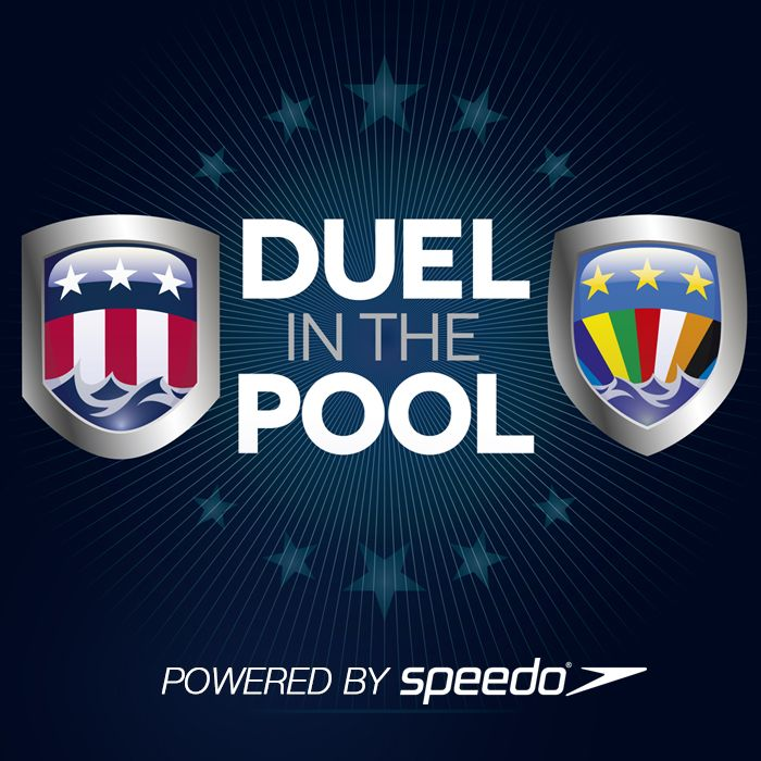 Speedo partner with Duel in the Pool - the Ultimate Swimming showdown #Duel2013