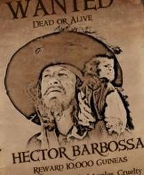 Hector Barbossa - Pirates of the Caribbean Encyclopedia