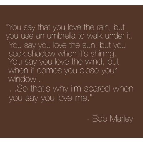 Bob Marley Death Quotes: Wedding Quotes Bob Marley. QuotesGram