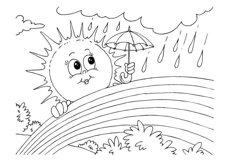 smiling sun coloring pages. In our solar system, we know