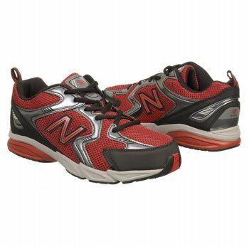 New Balance KT500 Shoes (Red/Black) - Kids' Shoes - 2.0 W