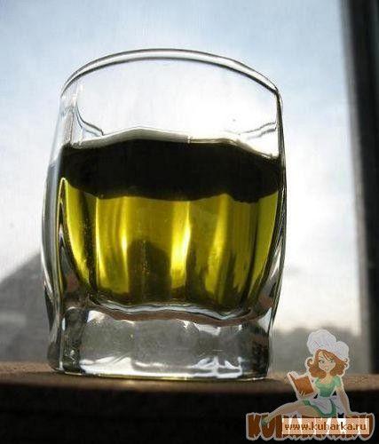 Рецепт: Мятно-лимонная настойка
