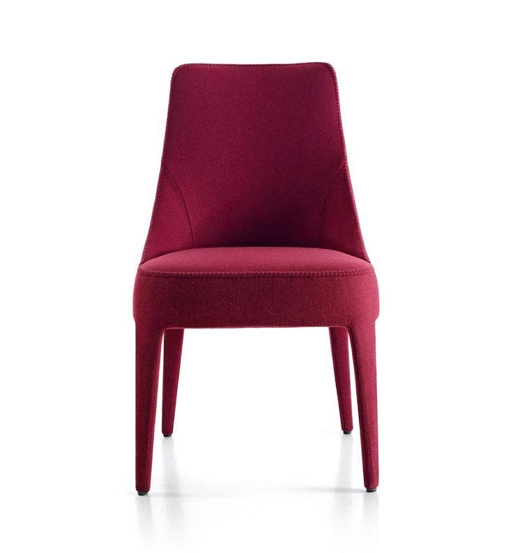 Chairs: FEBO – Collection: Maxalto – Design: Antonio Citterio