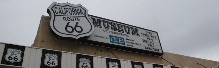 California Route 66 Museum | Travel | Vacation Ideas | Road Trip | Places to Visit | Victorville | CA | History Museum | Museum | Historic Site | Tourist Attraction