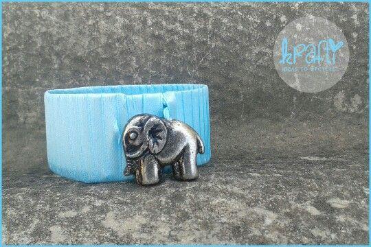 Handmade krafti bangles.