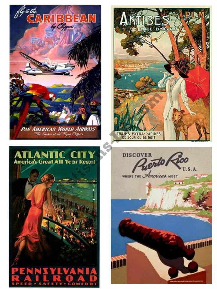 17 Best images about Art Nouveau Travel Posters on ...
