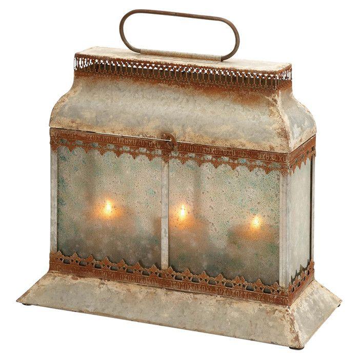 Downton Candle Lanterm