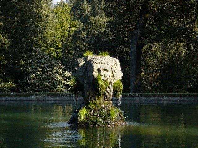 Fountain, Villa Lante
