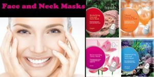 €10 instead of €20 for a Perfect pamper experience in the comfort of your home with 4 Pro Comfort Face and neck masks (delivery in ROI included)