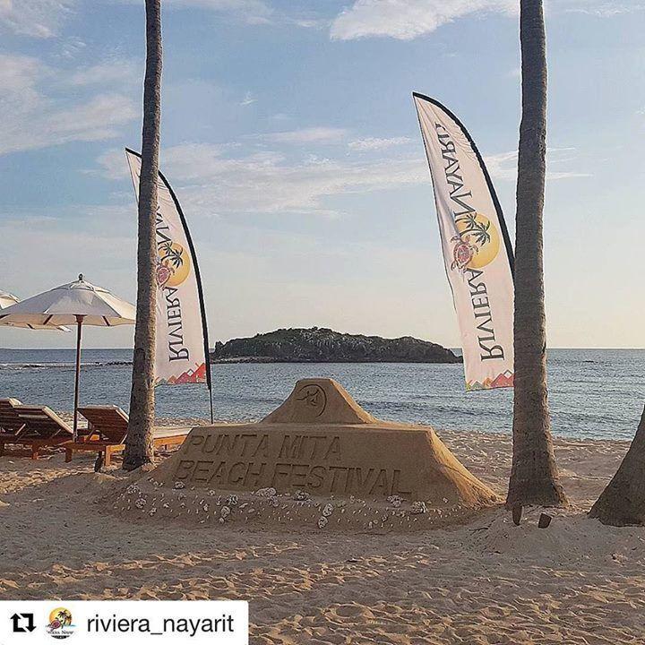 #Repost @riviera_nayarit with @repostapp  #PuntaMitaBeachFestival @stregispuntamita @puntamita #RivieraNayarit #yoga #Surfing #surf #SUP #BEACH #puntamita #sunsethunter #Pmrfb #rivnay