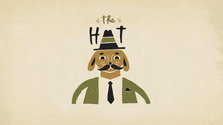 The Hat. A little animation for fullsecs.com.  Illustration: Marquitos Farina ( http://marquitosfarina.com.ar ) Animation: Luis Suárez ( htt...
