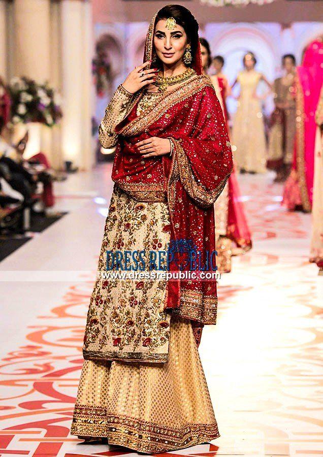 Pakistani Bridal wear TBCW 2015 London UK