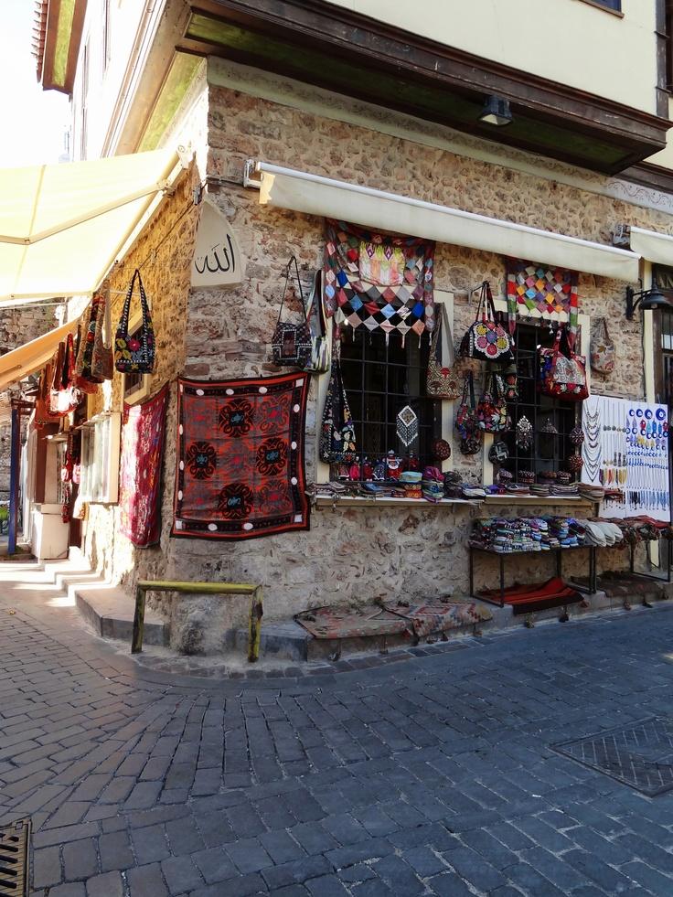 Antalya old city, Turkey