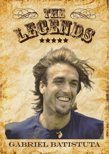 Gabriel Batistuta : The Legends football striker card, online manager football game card. #FUTERA #FWFONLINE #BATISTUTA #FOOTBALL #CARD #GAME #LEGEND #ARGENTINA WWW.FWFONLINE.COM