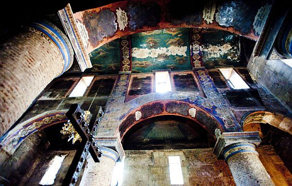 Tbilisi, cerkiew Anczischati, VI wiek!