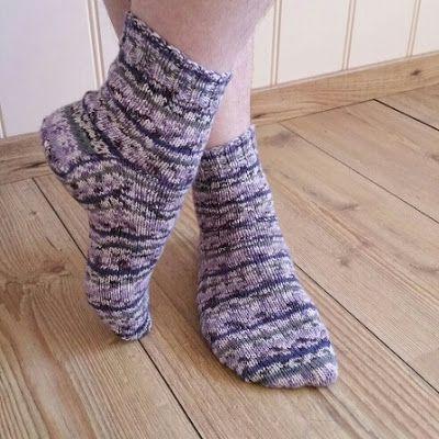 Fat-Quarter: Socks for my daughter