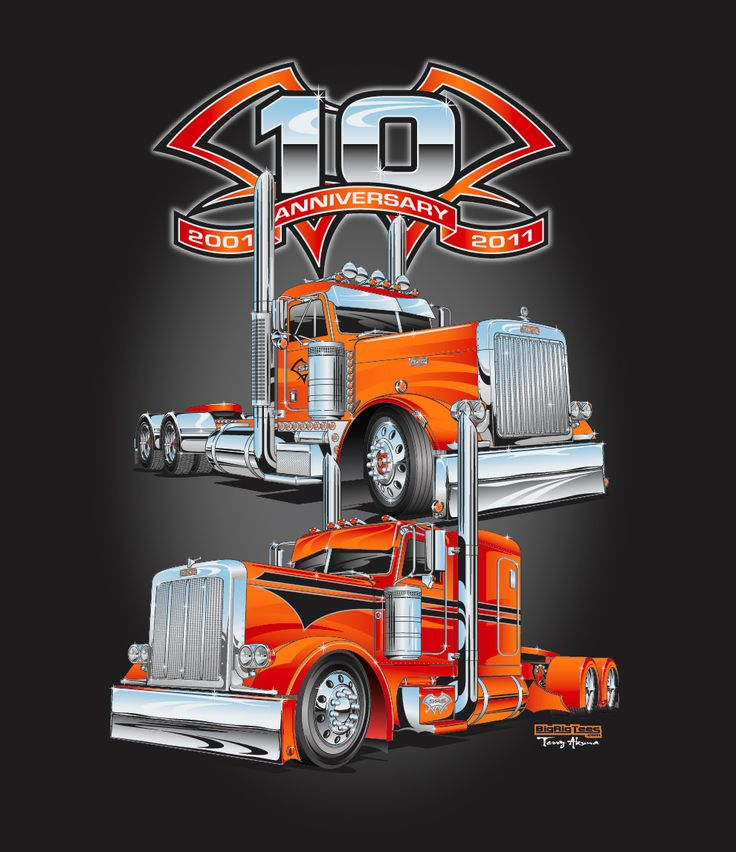 49 best images about terry akuna s trucking industry 10th Birthday Clip Art 10th Birthday Clip Art