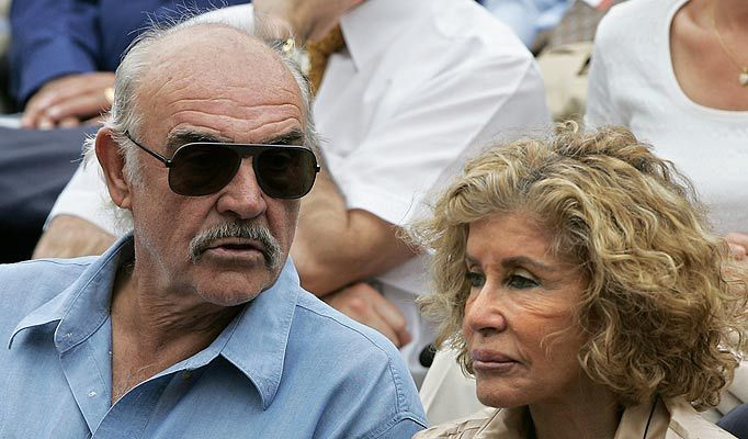 Sean Connery AND HIS WIFE NOW | Micheline Connery (Micheline Roquebrune)- Sir Sean Connery's Wife
