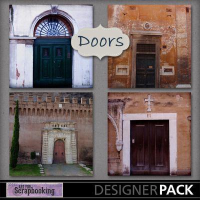 Doors Art Papers