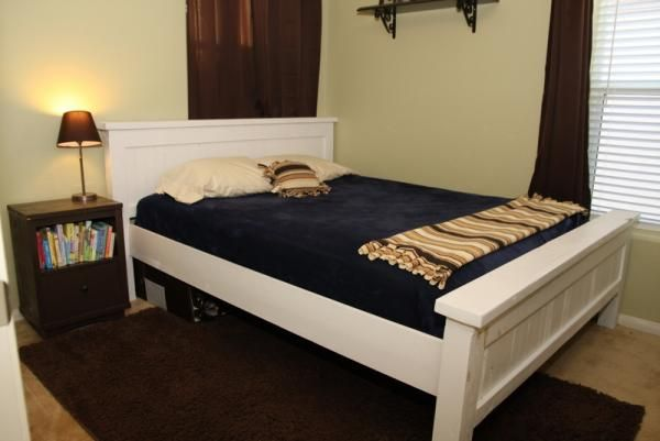 Best My Queen Farmhouse Bed Do It Yourself Home Projects From 640 x 480