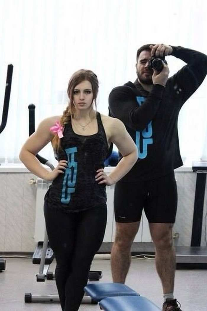 Julia Vins On Twitter Teamrsp Gometalteam Juliavins: Julia Vins The Girl With A Face Like Doll And A Body Of