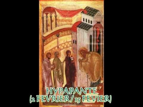 chants, tropaires et icônes orthodoxes, chanté sous la direction de Nana...