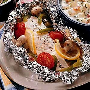 How to Bake Fish | Easy Baked Fish Recipes and Tips I made the baked fish in veggies tonight and it was delicious :)