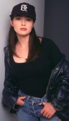Shannen in Beverly Hills 90210