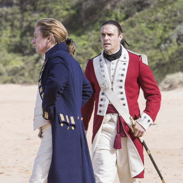 Banished: Canadian broadcast July 27th on CBC & titles video | Joseph Millson