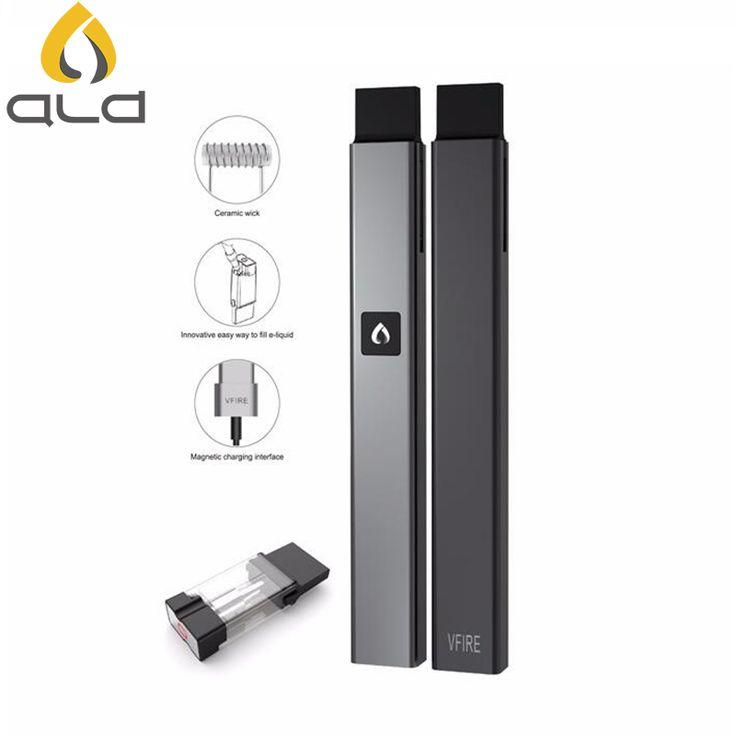 ALD Amaze VFIRE ultrathin CBD vaporizer Pen electronic cigarette starter kit ceramic Heating Coil atomizer vape e cigarette kit |  Gorden Web Stores