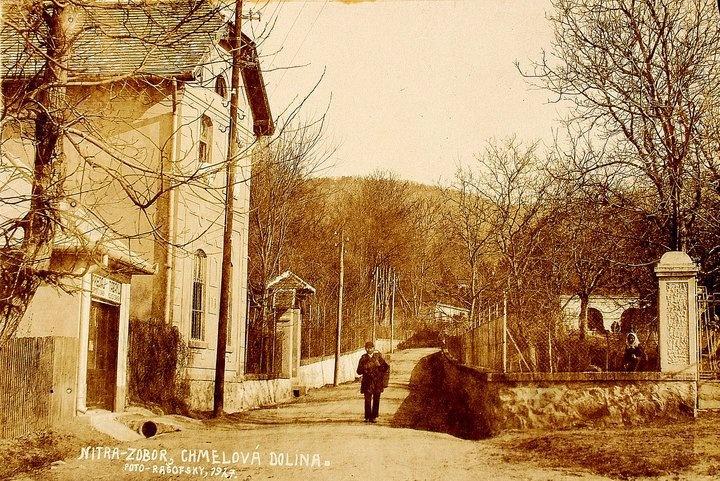 Nitra - Zobor, Chmelová dolina