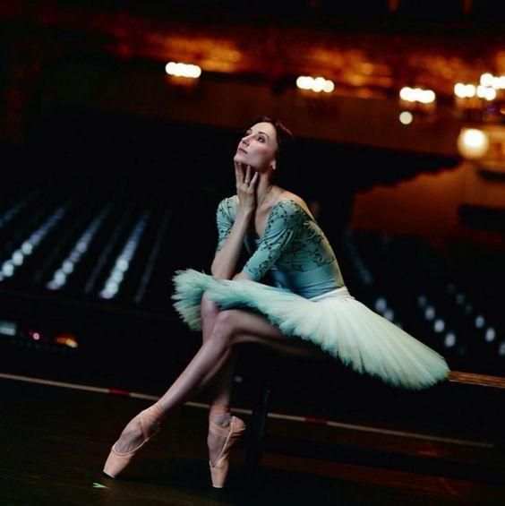 <<Svetlana Zakharova (Bolshoi Ballet)>>
