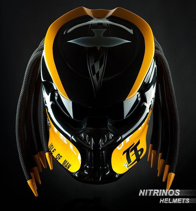 Best Predator Helmet Original Images On Pinterest Predator