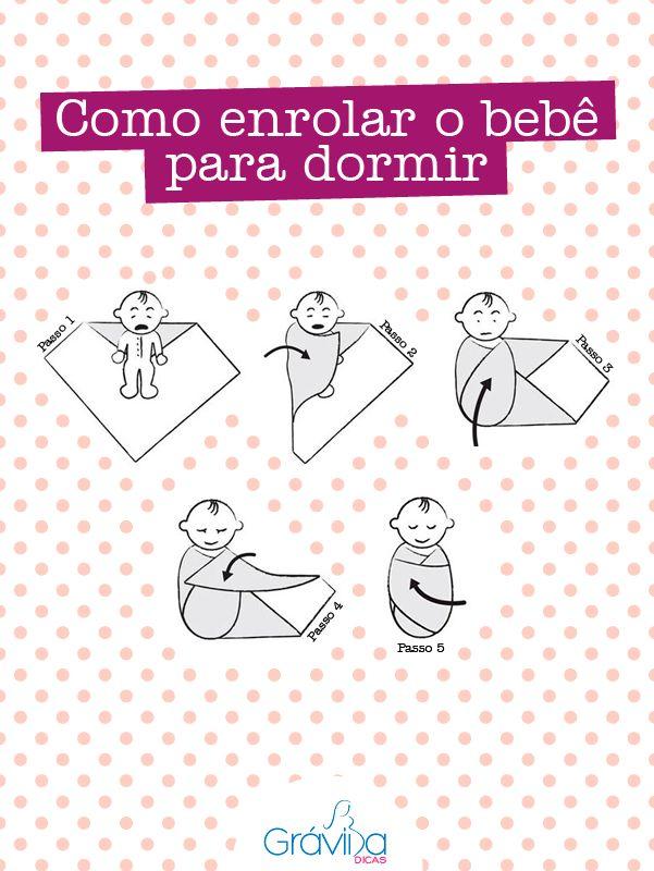 10 Dicas para melhorar o sono do bebê