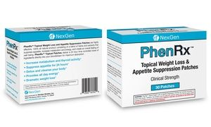 Groupon - PhenRx Topical Weight Loss Patches (30 Patches). Groupon deal price: $19.99