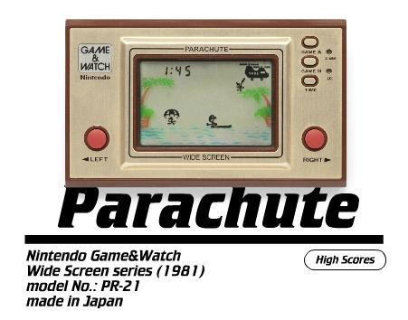 Parachute Nintendo
