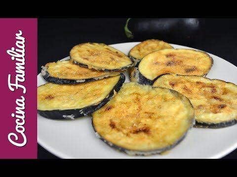 Como hacer berenjena frita muy crujiente. Receta tradicional para veganos y vegetarianos muy sabrosa - YouTube
